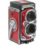 Rollei Rolleiflex MiniDigi AF 5.0 Digital Camera (Red)