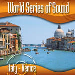 Sound Ideas World Series of Sound, Italy - Venice, Sound Effects CD