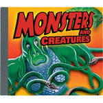 Sound Ideas The Monsters and Creatures Sound Effect Collection