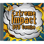 Sound Ideas The Extreme Impact DVD Combo Sound Effects Collection