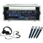 VocoPro Passage 3000 - Wireless Microphone PA System