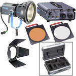Bron Kobold DW200 Open Face HMI AC Kit with Flight Case (90-265 VAC)