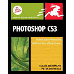 Pearson Education Book: Photoshop CS3: Visual QuickPro Guide by Elaine Weinmann, Peter Lourekas