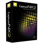 Nikon Capture NX 2 Photo Editing Software (Upgrade)