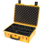 Pelican iM2400 Storm Case with Padded Dividers (Yellow)