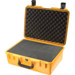 Pelican iM2600 Storm Case with Foam (Yellow)