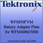 Tektronix WFM50FVM Battery Adapter Plate for WFM4000/5000