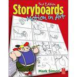 Focal Press Storyboards: Motion In Art, 3rd Edition