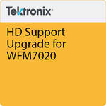 Tektronix HD Upgrade for WFM7020
