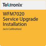 Tektronix WFM7020 Upgrade Installation