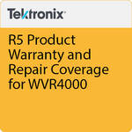 Tektronix R5 Product Warranty and Repair Coverage for WVR4000