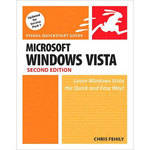 Pearson Education Microsoft Windows Vista: Visual QuickStart Guide (2nd Edition)