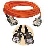 RTcom USA DVIOC060 Fiber Optic DVI-D Cable (60 m)