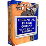 PG Music Video Guitar Lessons - Essential Blues Guitar Volume 2
