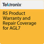 Tektronix R5 Product Warranty and Repair Coverage for AGL7