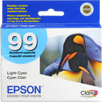Epson 99 Light Cyan Ink Cartridge
