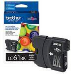 Brother LC61BK Innobella Standard-Yield Black Ink Cartridge