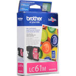 Brother LC61M Innobella Standard-Yield Magenta Ink Cartridge