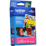 Brother LC65HYM  Innobella High-Yield Magenta Ink Cartridge