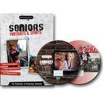Graphic Authority Seniors: Portraits & Sports Photoshop Template Collection