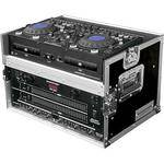 Marathon MA-DCM4U Flight Road DJ CD Mix-Station Case with 4U Rack Space