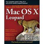 Wiley Publications Mac OS X Leopard Bible