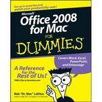 Wiley Publications Office 2008 for Mac For Dummies