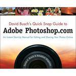 Cengage Course Tech. Book: David Busch's Quick Snap Guide to Adobe Photoshop.com