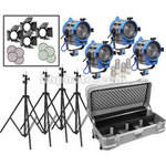ARRI Fresnel 4-Light Kit