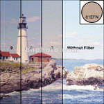 "Tiffen 5 x 6"" 81EF/0.6 ND Combination Filter"