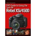 Wiley Publications DVD: Rick Sammon's DVD Guide to Using the Canon EOS Rebel XSi/450D by Rick Sammon