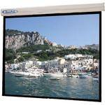 HamiltonBuhl EC7070  Electric In-Line Wall Front Projection Screen (70x70