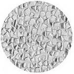 "Rosco Image Effects Black and White Glass Gobo - #33616 - Raised Mosaic (86mm = 3.4"")"
