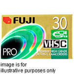 Fujifilm Pro TC-30 VHS-C Premium High Grade Video Cassette