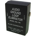"Allen Avionics AGL-10K Audio Isolation Transformer, 1/4"" Phono"