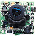Marshall Electronics V-1208CCS Board Camera with C/CS Lens Mount and Mirror Image Feature
