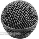 WindTech RG-58B Universal Replacement Microphone Grill (Black)