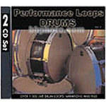 Big Fish Audio Sample CD: Performance Loops - Drums Vol. 1 (WAV and ACID)