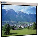 "HamiltonBuhl DSR7070  Innsbruck Motorized Wall Front Projection Screen (70x70"")"