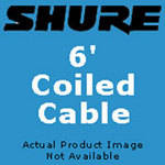 Shure C29C Replacement Cable for 527B