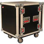 Gator Cases G-TOUR12UCA-24D  12 G-Tour Rack Case