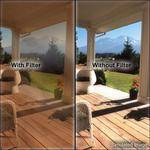 Formatt Hitech 40.5mm Warm Black Supermist 5 Filter