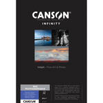 "Canson Infinity Rag Photographique Paper (310 gsm, 17 x 22"", 25 Sheets)"