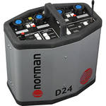 Norman D24R Radio Slave Power Pack - 2400 Watt/Seconds