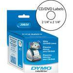 "Dymo CD/DVD Labels (2 1/4"" Diameter)"