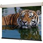 "Draper 206117 Luma 2 Manual Front Projection Screen with AutoReturn (63x116"")"