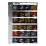 Pana-Vue 35mm Negative Pages (6 Strip/4 Frame, 100 Pages)