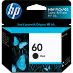 HP HP 60 Black Ink Cartridge