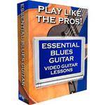 PG Music Video Guitar Lessons - Essential Blues Guitar Volume 1