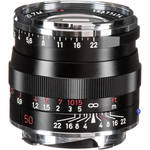 Zeiss 50mm f/2 ZM Lens - Black